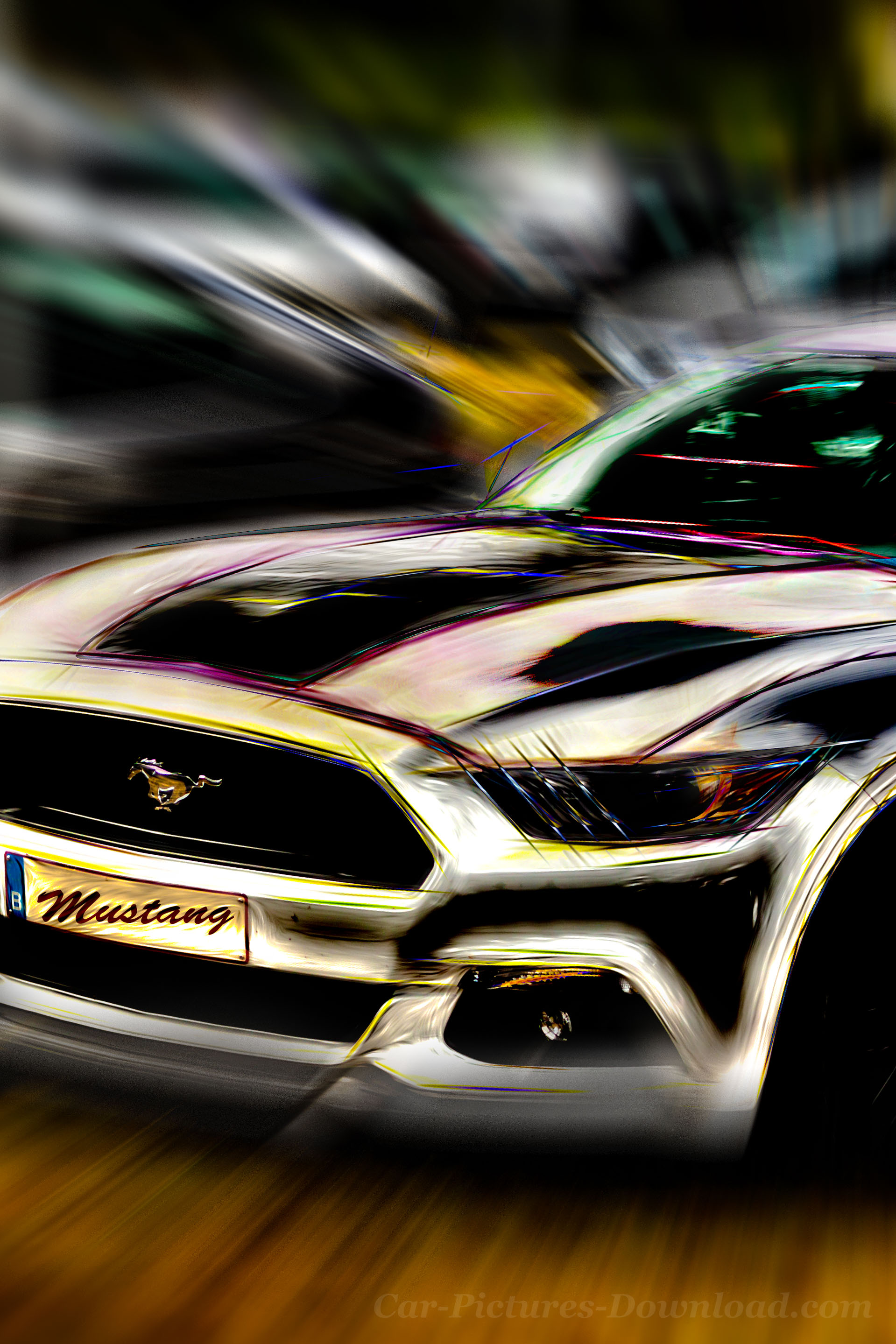 Cool Ford Mustang Car Wallpaper Hd Mobile Ultra Hd Best Wallpaper For Mobile 1919x2879 Wallpaper Teahub Io