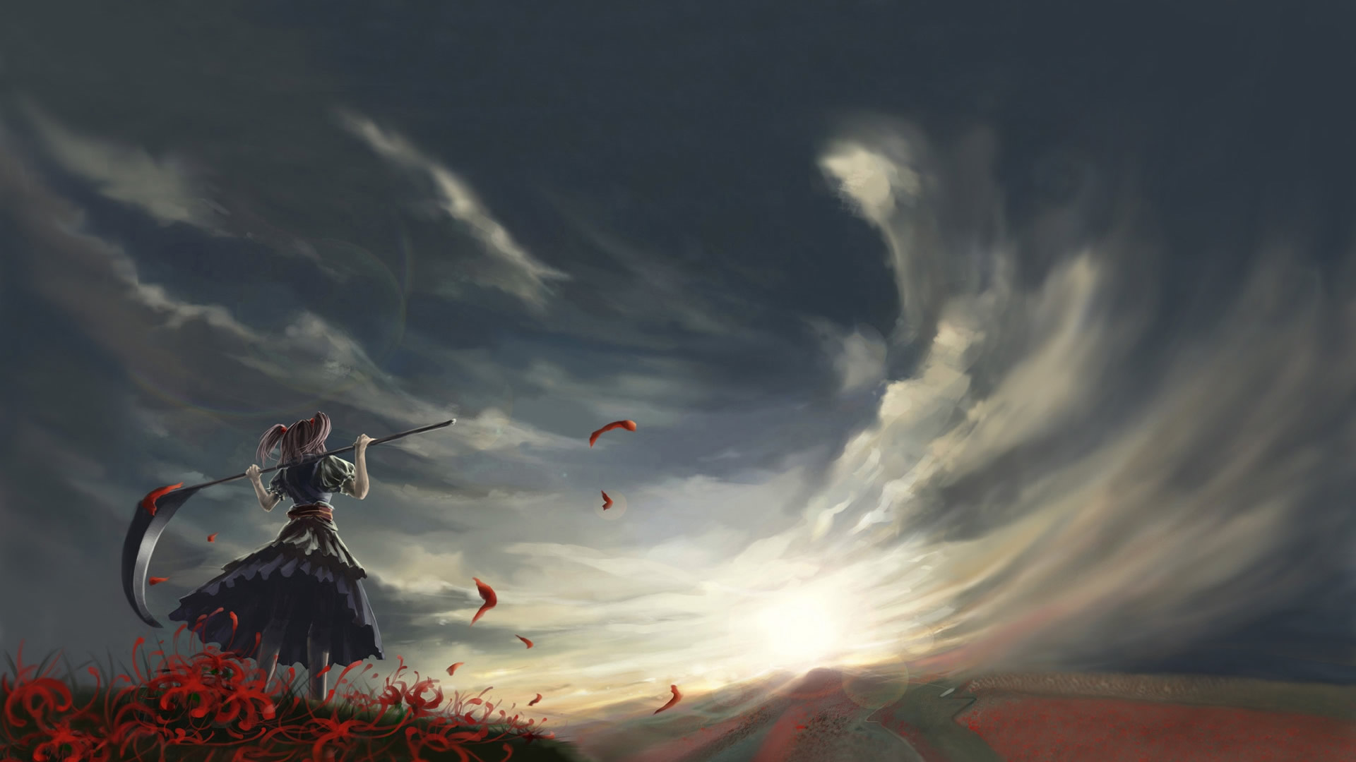 Most Epic Anime Wallpapers High Resolution - Beautiful Anime Backgrounds Hd - HD Wallpaper