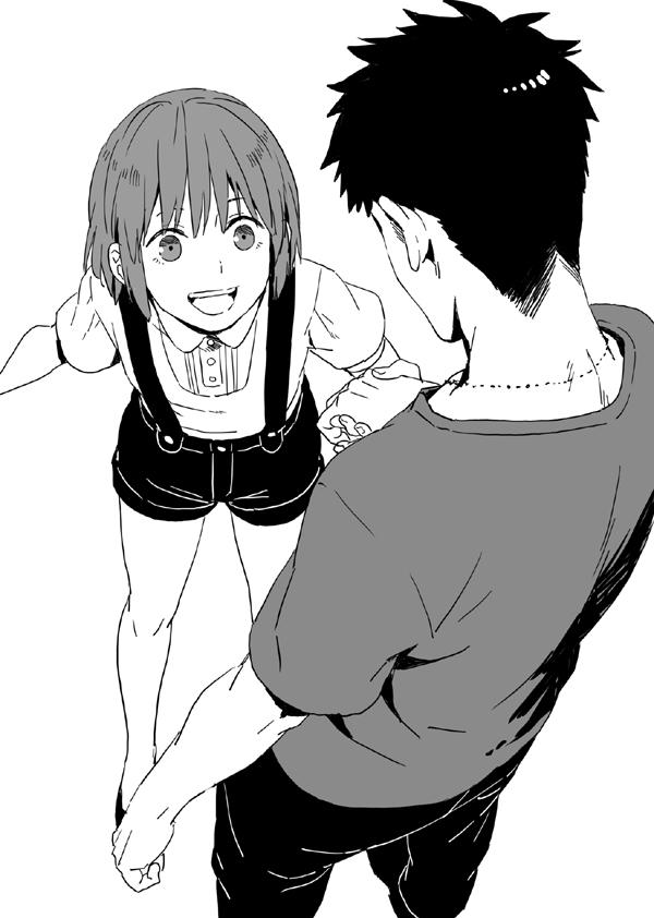 Anime, Habuki, Gangsta - Anime Gangster Girl And Boy - HD Wallpaper
