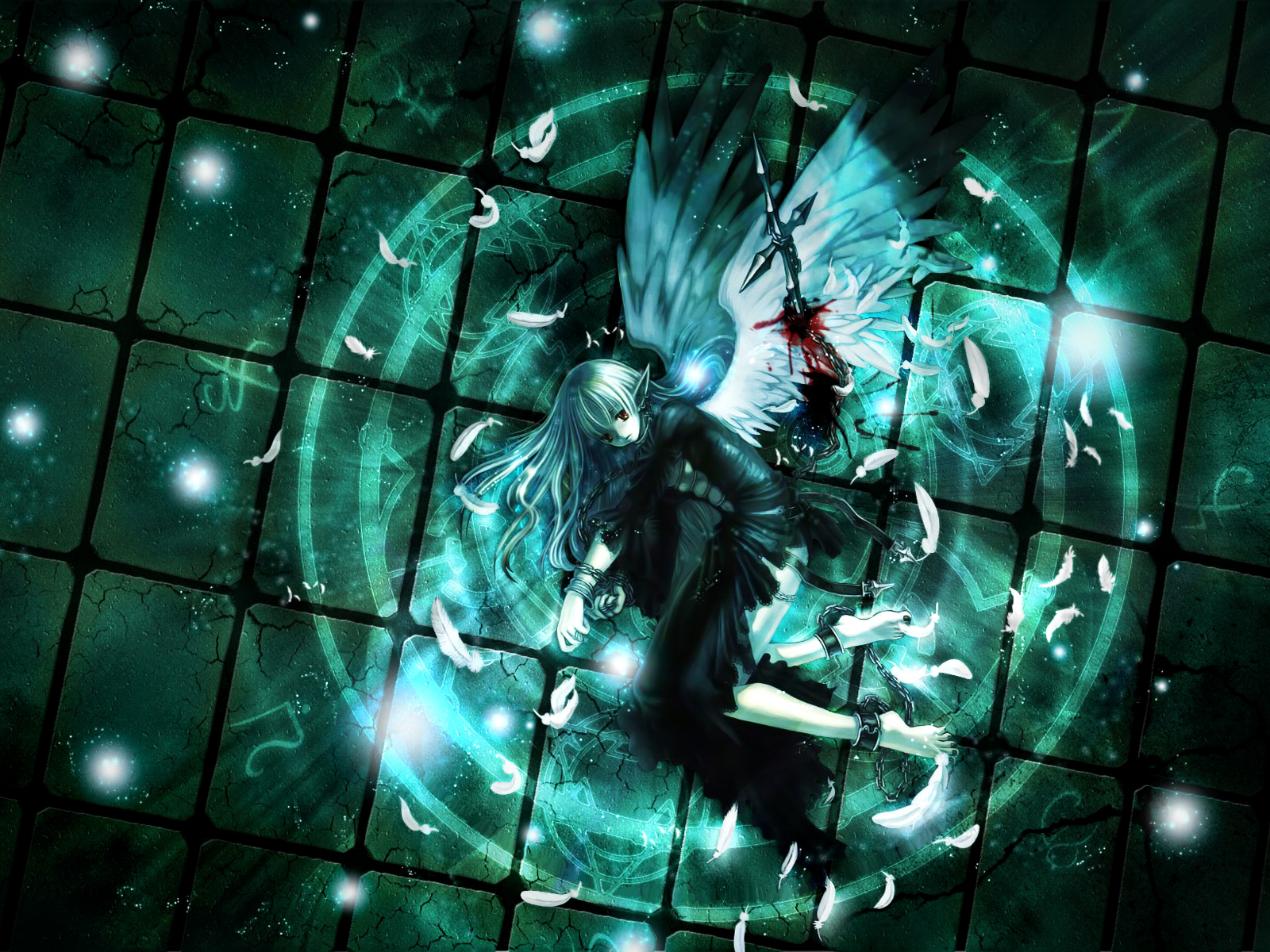Hd Anime Wallpapers-11 - Abyss Wallpaper Anime Hd - HD Wallpaper