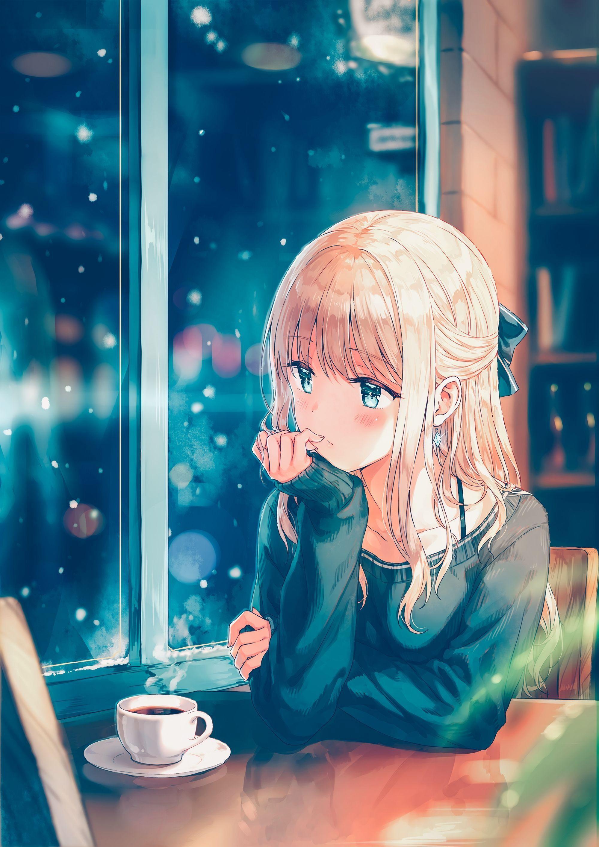 Cute Anime Phone Wallpapers Cute Anime Wallpaper Hd 2000x2830 Wallpaper Teahub Io
