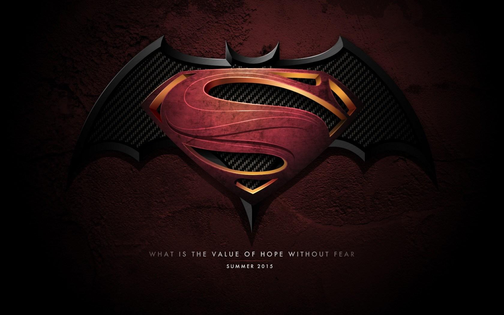Batman Vs Superman Logo Movies Wallpaper Hd Wallpaper - Batman Vs Superman Logo 4k - HD Wallpaper