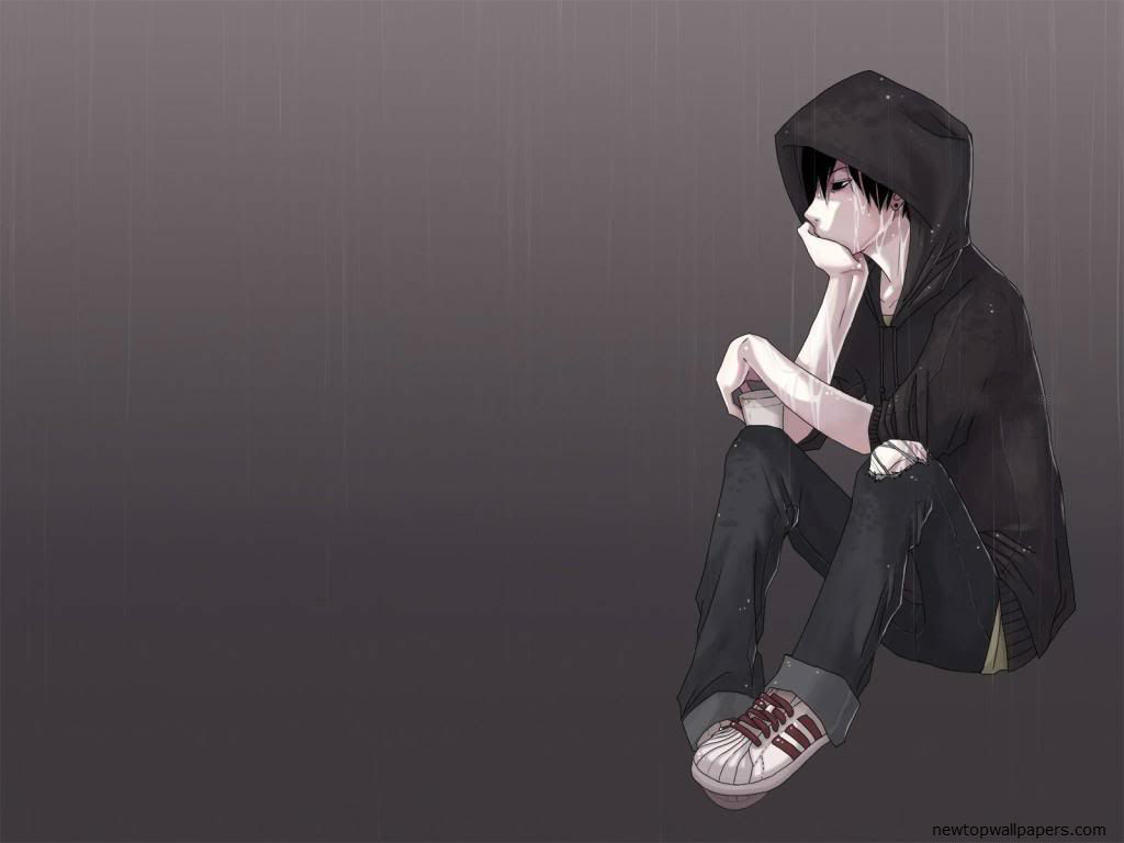 Cartoon Boy Wallpaper Am A Lonely Boy 1024x768 Wallpaper Teahub Io