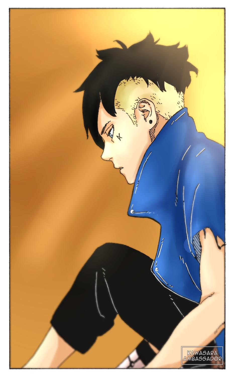 Kawaki Sad Cartoon 940x1540 Wallpaper Teahub Io
