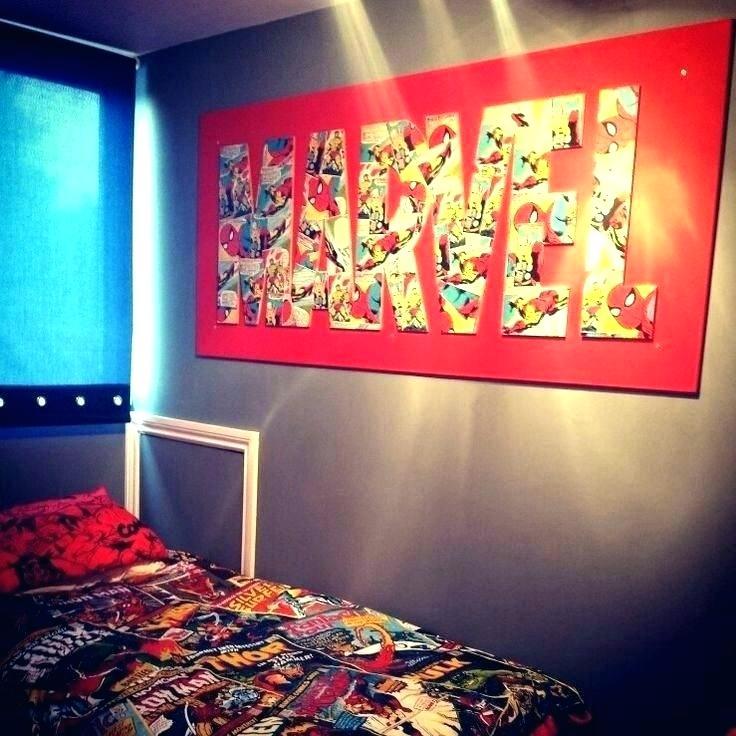 Marvel Bedroom Ideas Superhero Room Decor Marvel Room Marvel Room Decor 736x736 Wallpaper Teahub Io