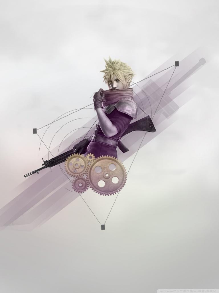 World Of Final Fantasy Mobile - HD Wallpaper