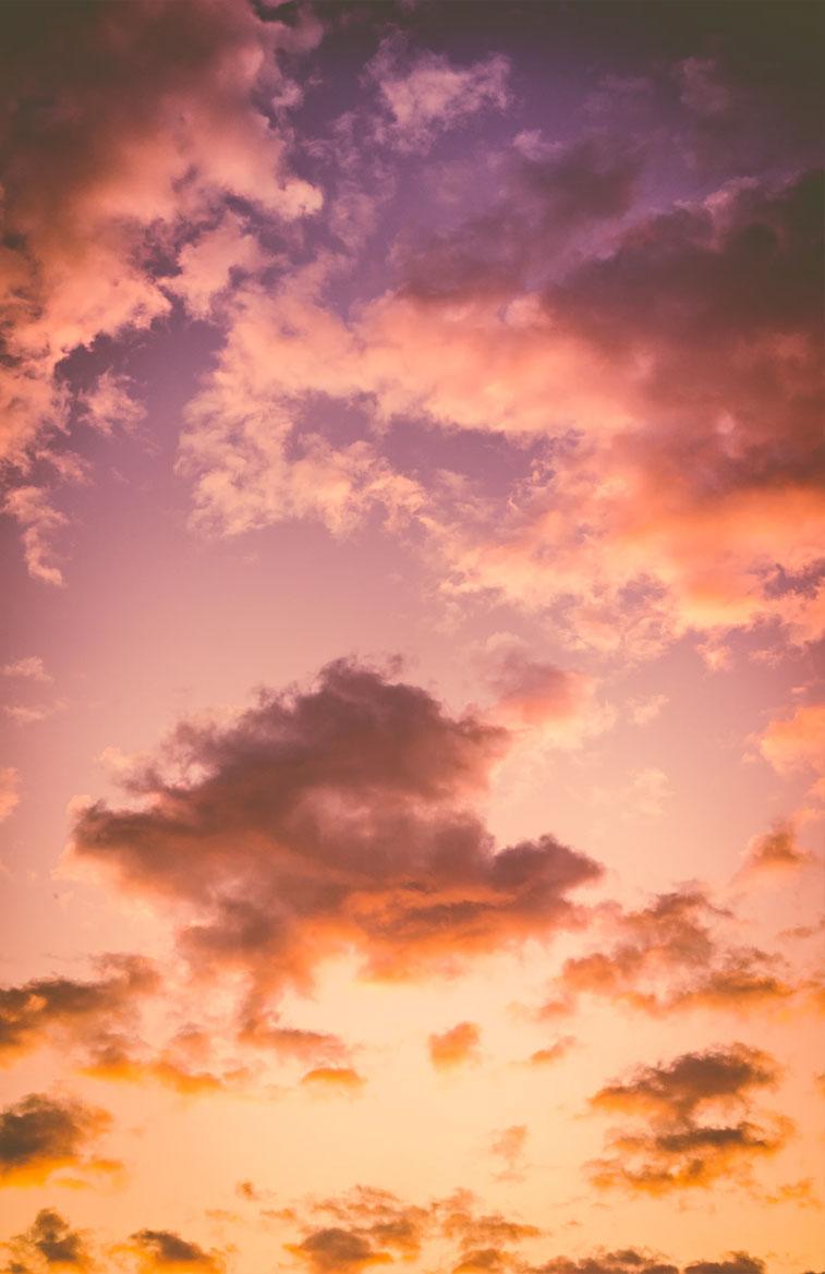 Sunset High Resolution Sky - HD Wallpaper