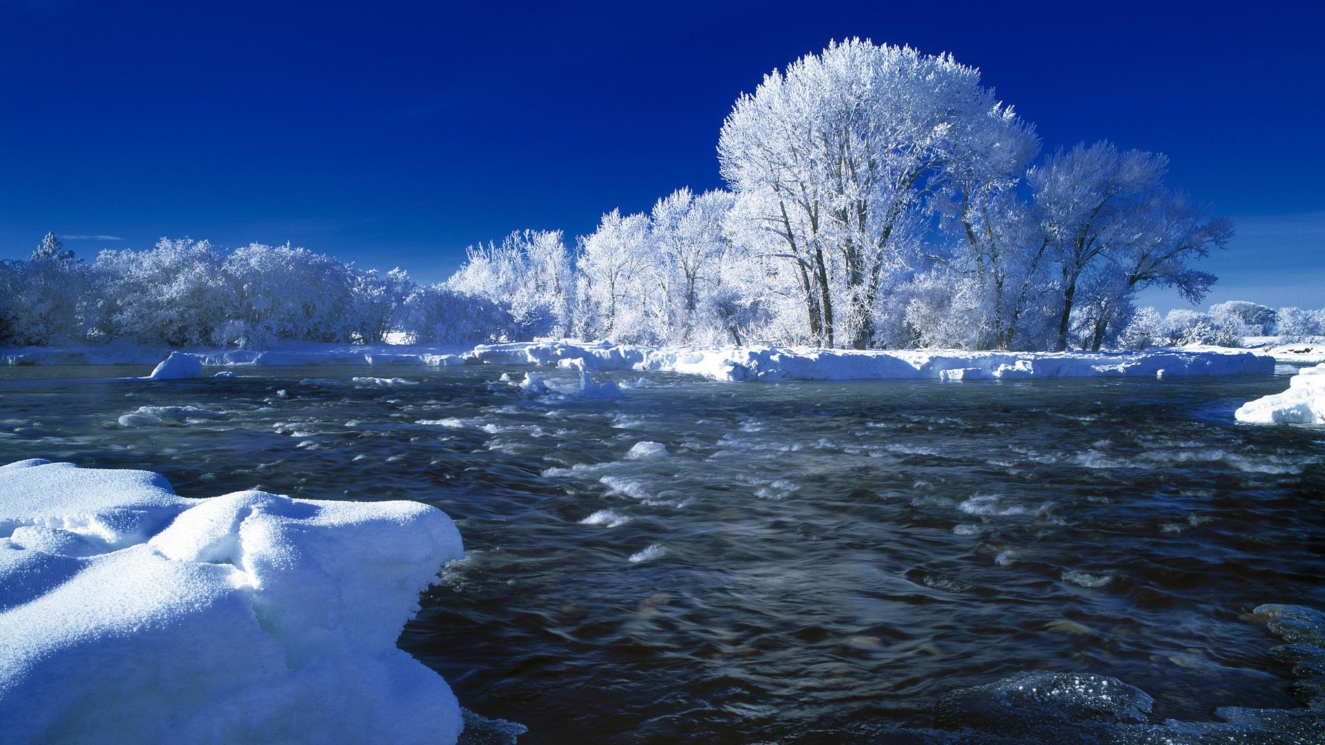 Fine Art Wallpaper Px, - Great Smoky Mountain Scene Winter - HD Wallpaper