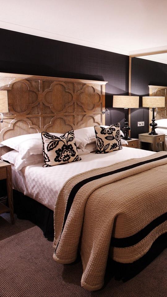 Wallpaper Bedding, Bedroom, Closet, Floor Lamp, Wall, - Modern Bedrooms - HD Wallpaper