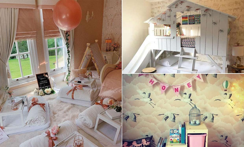 Kourtney Kardashian Kids Bedroom 1240x745 Wallpaper Teahub Io