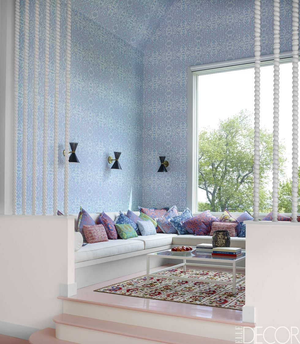 Popular Wallpaper For Living Room 30 Modern Design - Home Wallpaper Designs For Living Room - HD Wallpaper