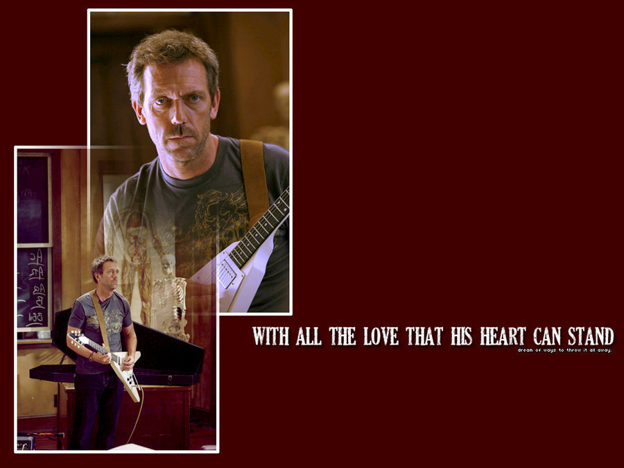 House Md House M - House Md - HD Wallpaper