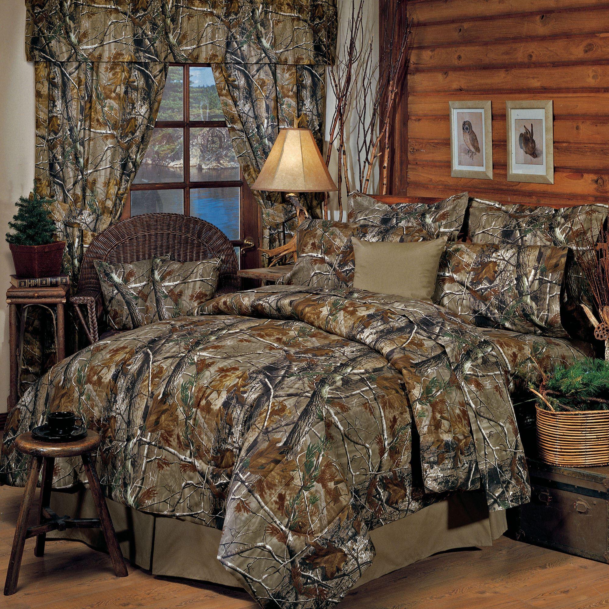 Hunting Bedding - HD Wallpaper