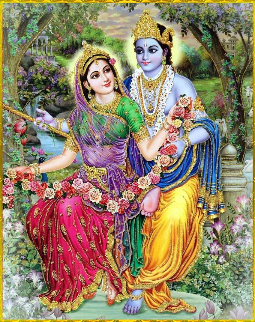 Lord Radha Krishna Love Images Lord Radha Krishna Hd 850x1074 Wallpaper Teahub Io