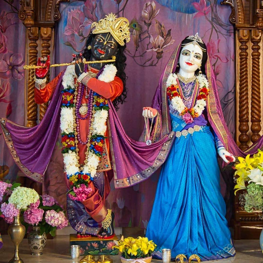 Lord Radha Krishna Love Images - 3d Wallpaper Radha Krishna - HD Wallpaper