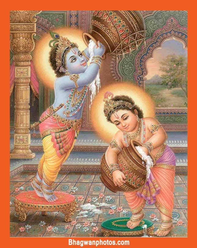Images Of Laddu Gopal Krishna - Lord Krishna - HD Wallpaper