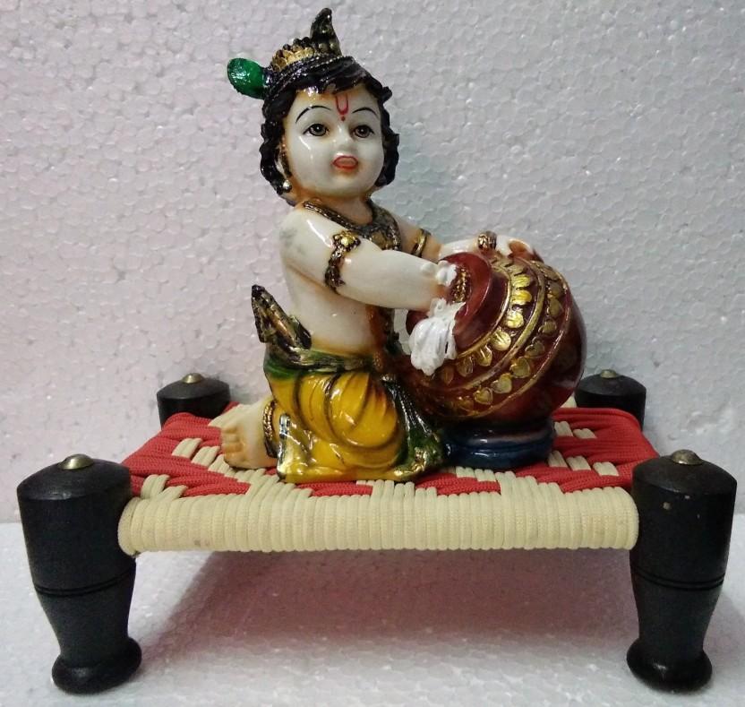 Laddu Gopal Pic Hd - HD Wallpaper