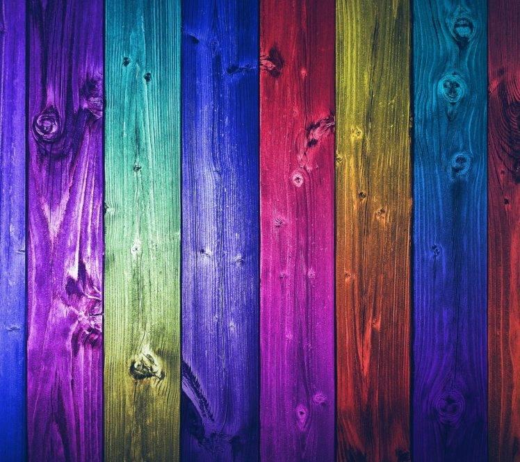 Diy Multi Colored Wood Stain - HD Wallpaper