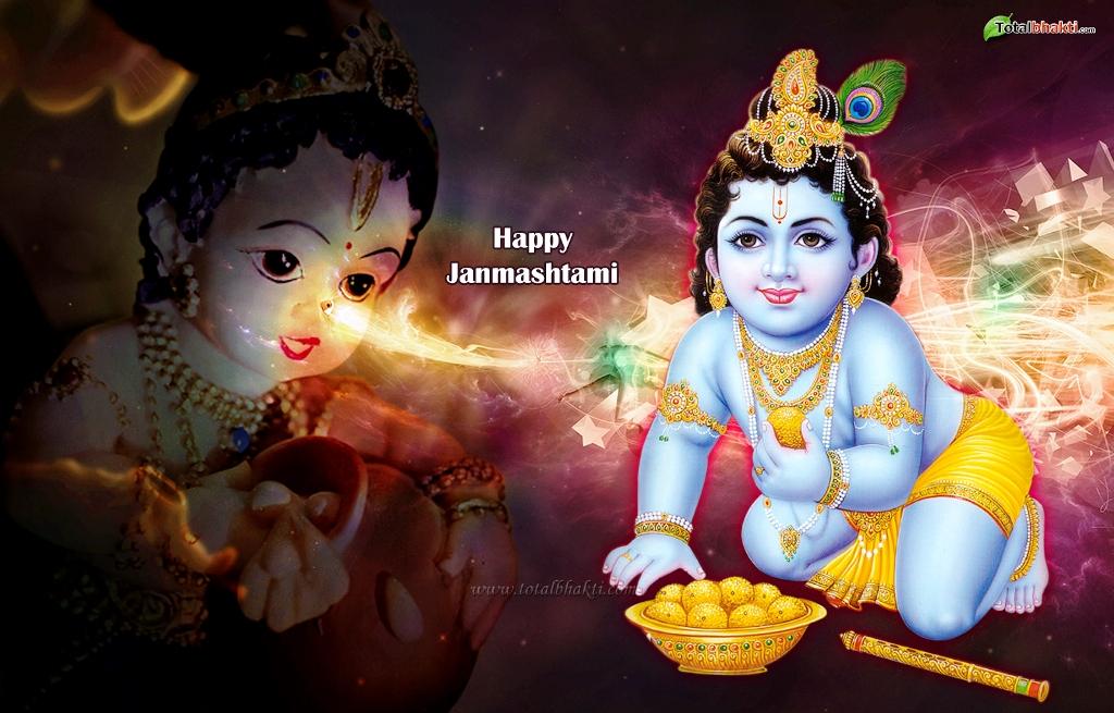 Janmashtami Dahi Handi02 - Shri Krishna Janmashtami - HD Wallpaper