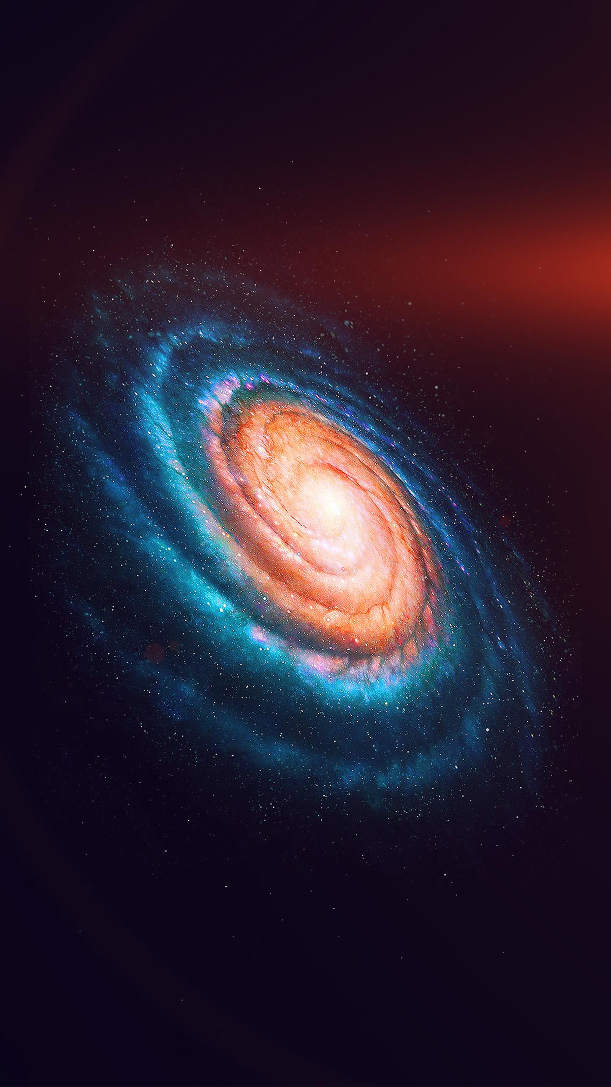 Space Galaxy Dark Rainbow Night Star ...