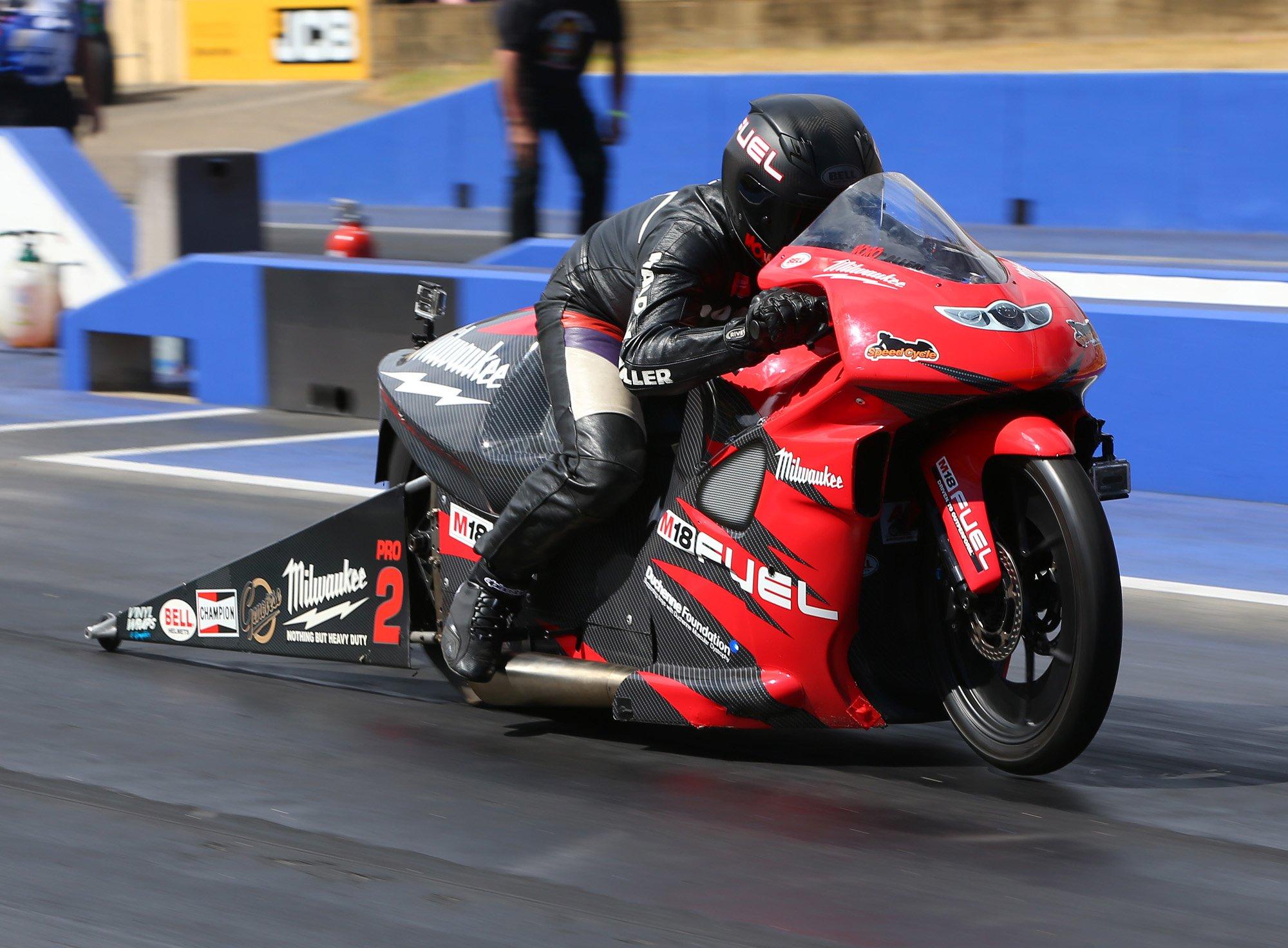 Drag Racing Race Hot Rod Rods Motorbike Motorcycle - Drag Racing Bike - HD Wallpaper