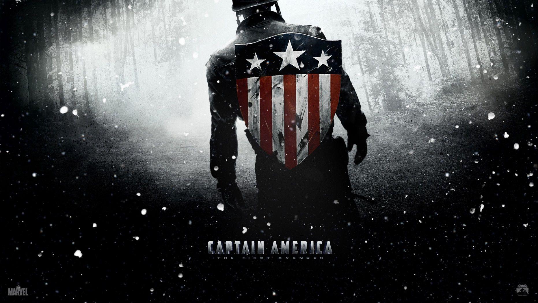 Captain America First Avenger Wallpaper Hd - HD Wallpaper