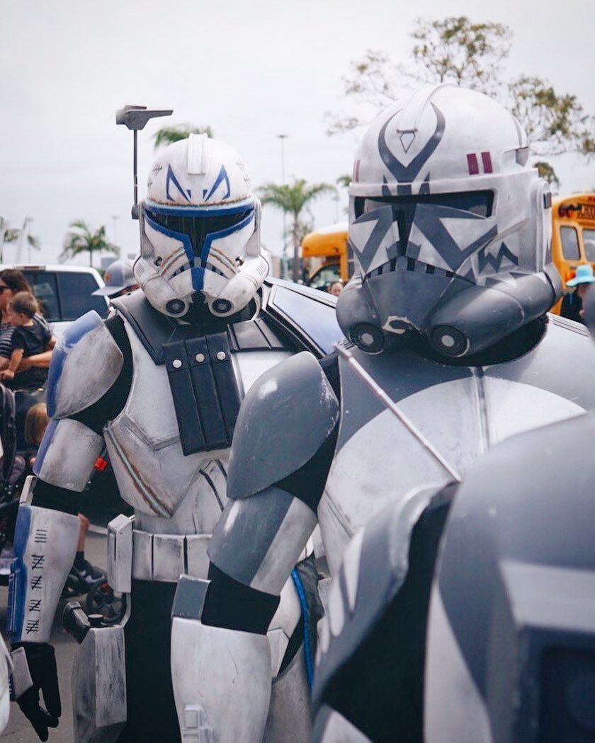 Star Wars Captain Rex Cosplay 840x1050 Wallpaper Teahub Io