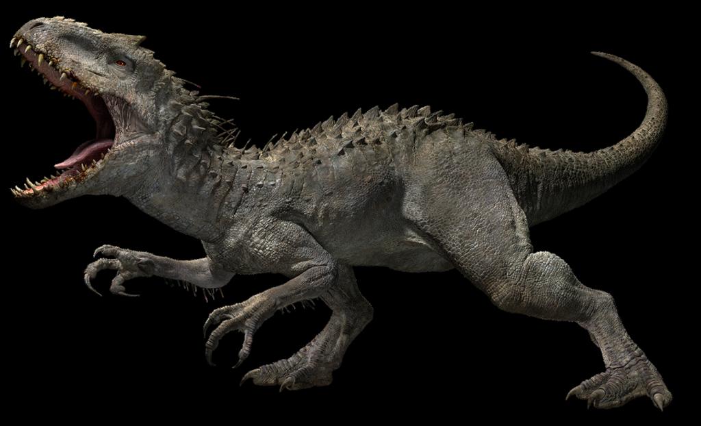 Indominus Rex De Jurassic World - HD Wallpaper