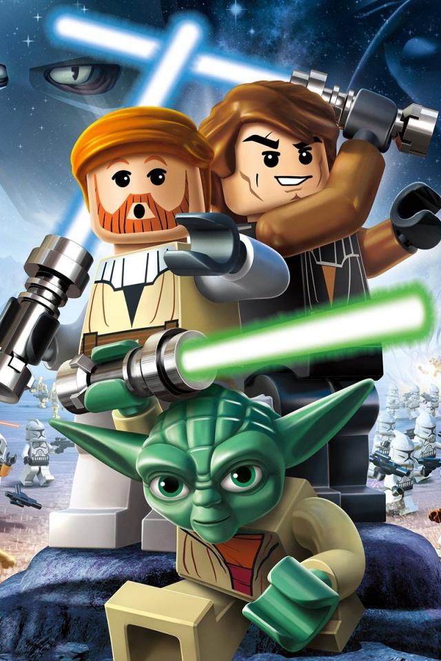 Lego Star Wars Profile 640x960 Wallpaper Teahub Io
