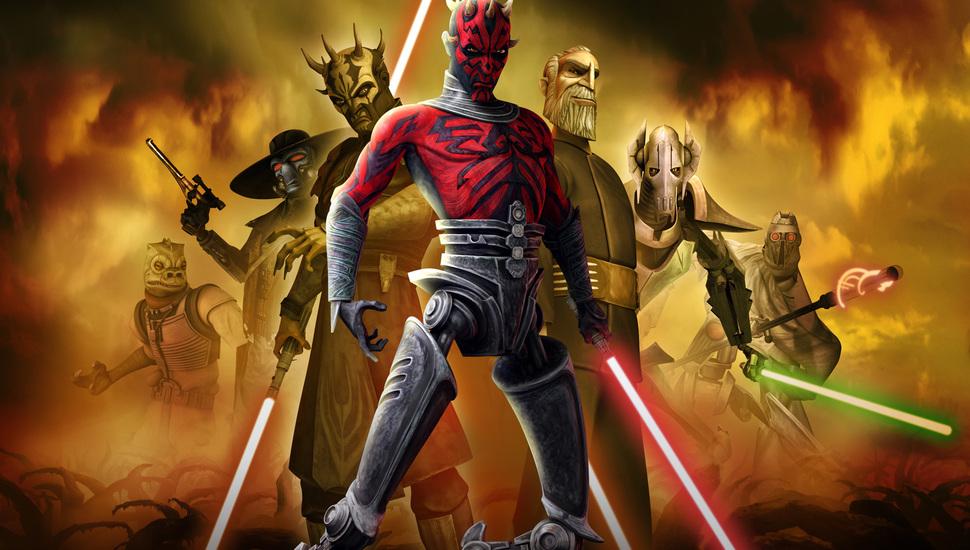 Game Star Wars The Clone Wars Desktop Background Clone Wars Dark Side 970x550 Wallpaper Teahub Io