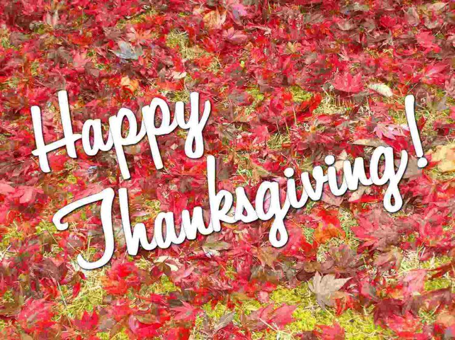 Free Download Thanksgiving Desktop Wallpaper - Happy Thanksgiving 2019 Message - HD Wallpaper