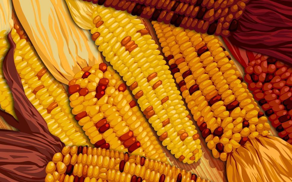 Thanksgiving Harvest Wallpaper,thanksgiving Hd Wallpaper,harvest - Corn Wallpaper Iphone - HD Wallpaper