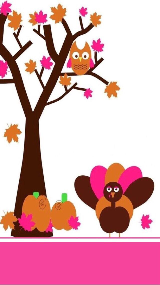 Thanksgiving Wallpaper Iphone Pink - HD Wallpaper