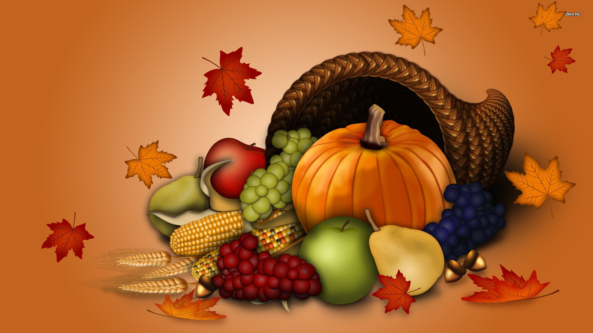 High Resolution Thanksgiving Backgrounds - HD Wallpaper