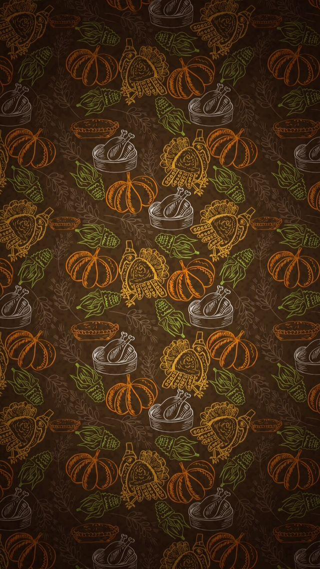 Thanksgiving Phone Background - HD Wallpaper