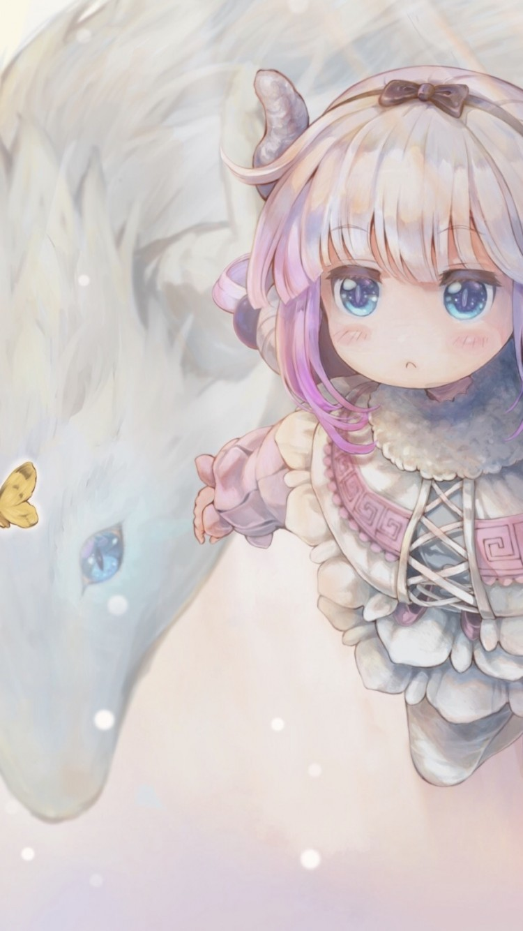 The Best Dragon Maid Wallpaper Kanna Pics
