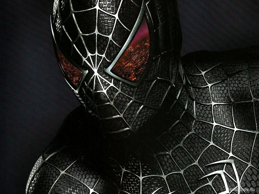 Black Spiderman Wallpaper Phone - Hd Wallpaper Black Spiderman - HD Wallpaper
