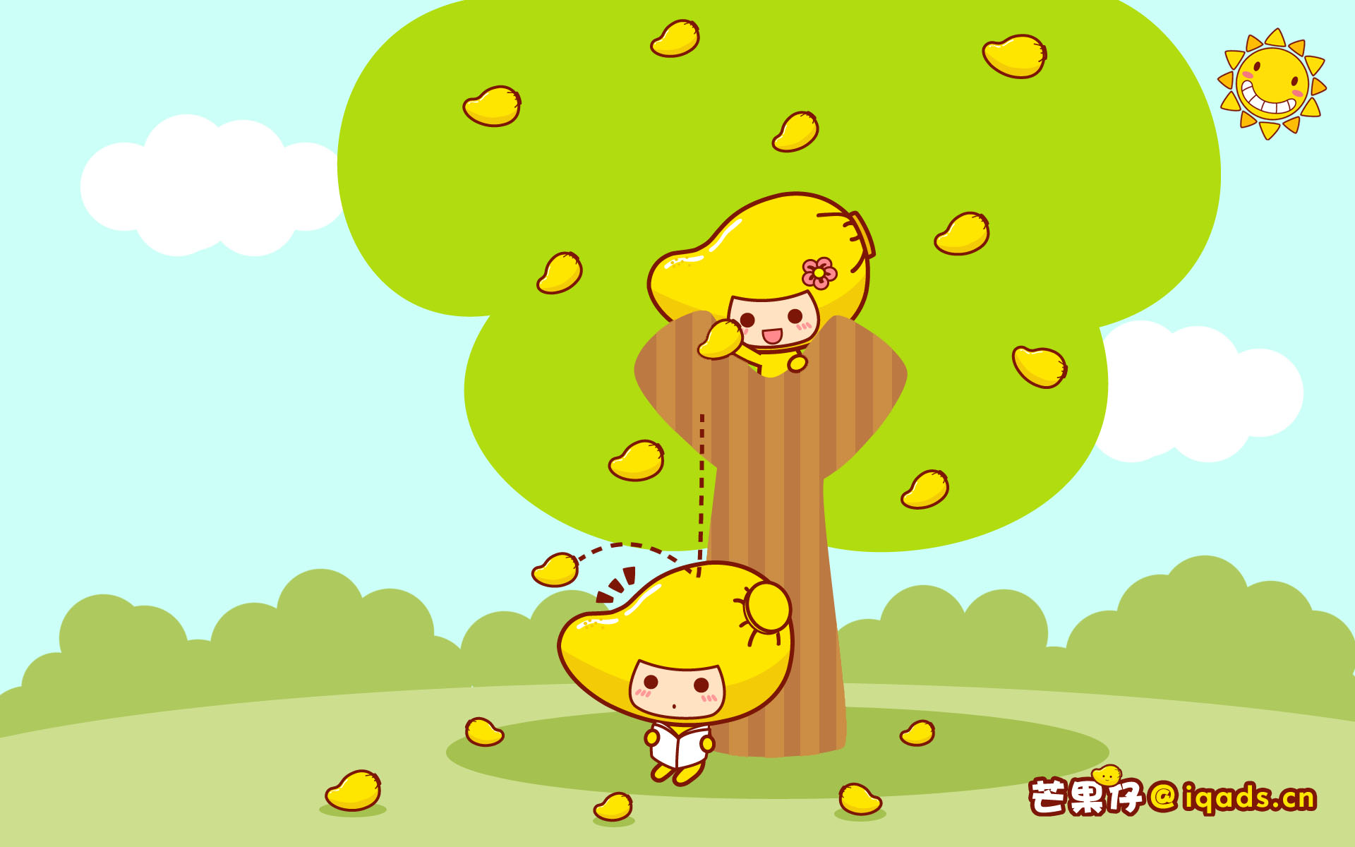 Mango Fruit Tree Images Wallpaper Cartoon Picture Of Mango Tree 1920x1200 Wallpaper Teahub Io Download mango tree images and photos. mango fruit tree images wallpaper