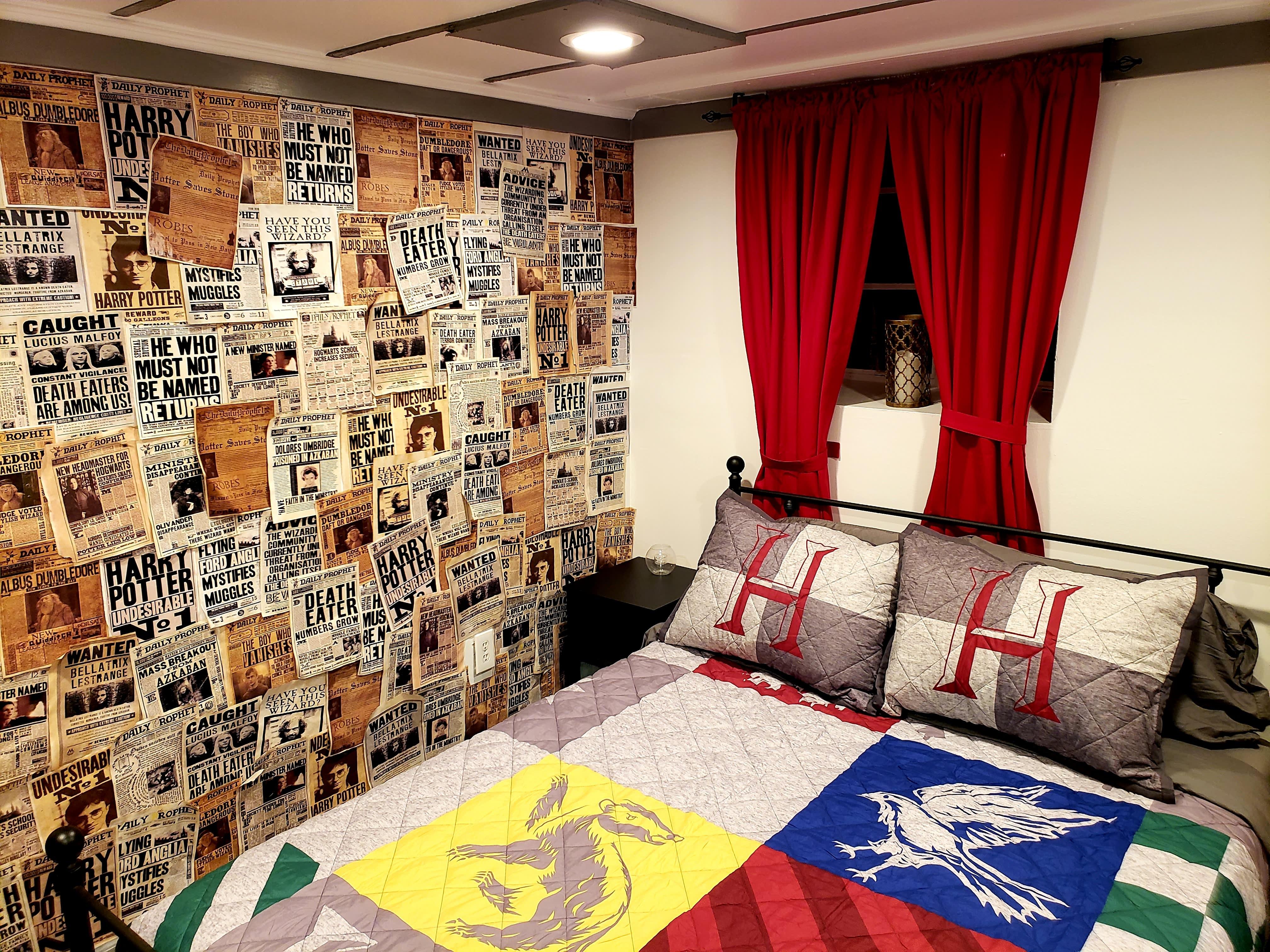 Harry Potter Airbnb Atlanta - HD Wallpaper