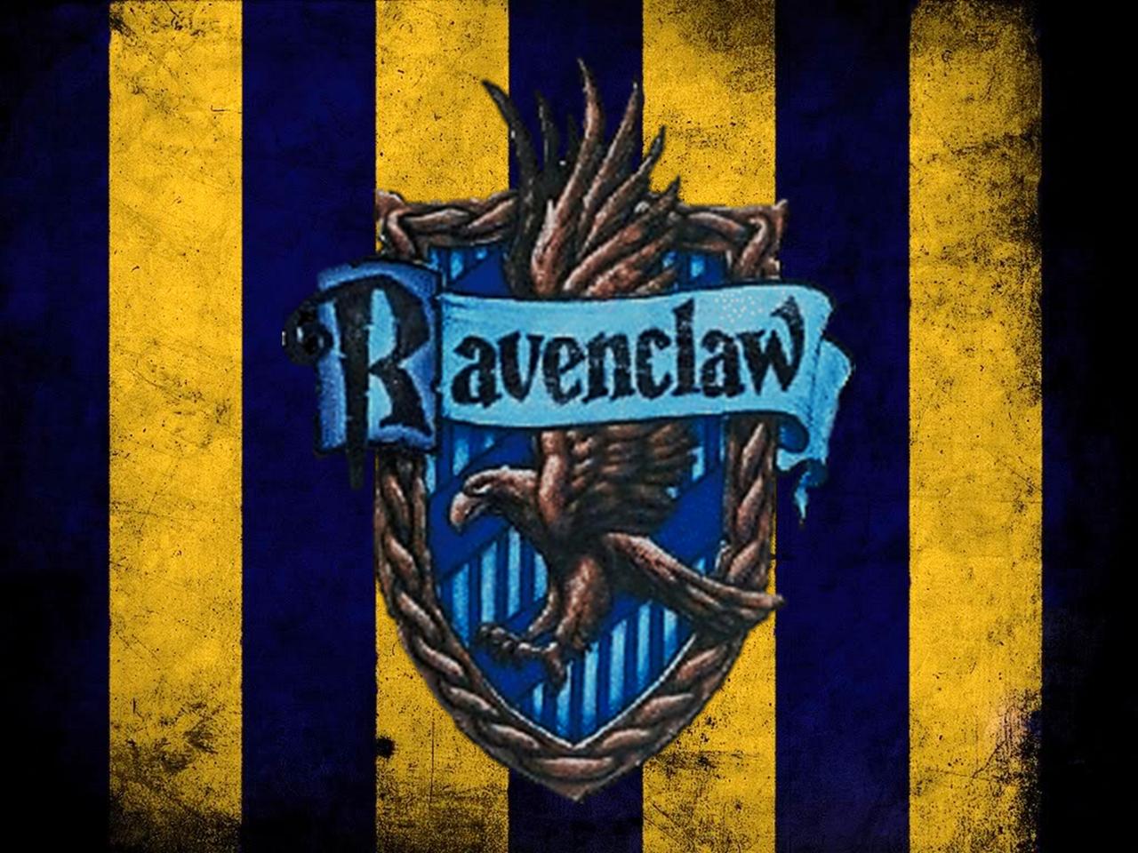Ravenclaw Harry Potter Flag - HD Wallpaper