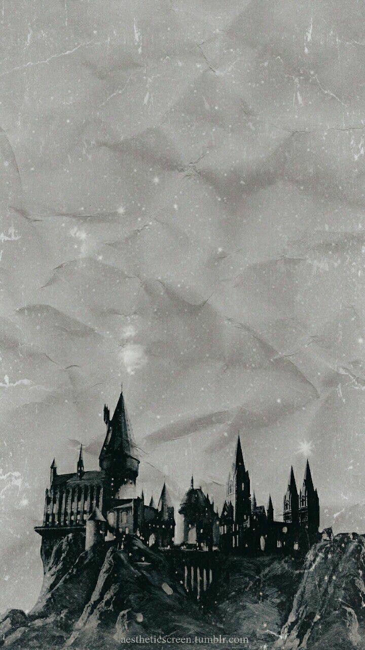 Harry Potter Aesthetic Background - HD Wallpaper