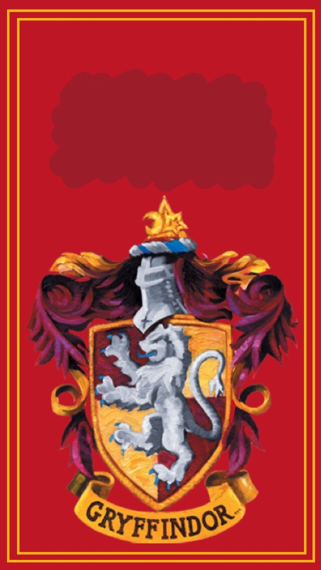 House Wallpapers 🌟 - Gryffindor Crest - HD Wallpaper