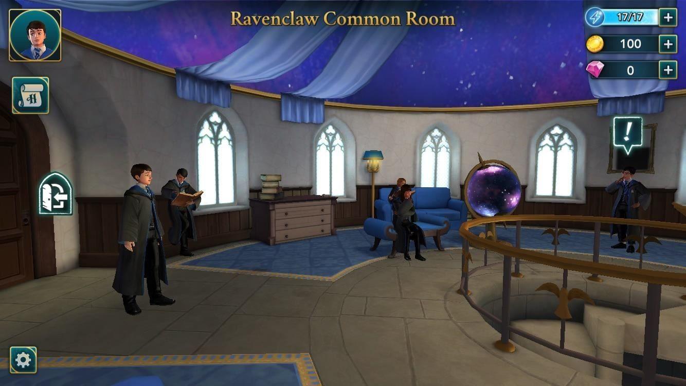 Harry, Potter, Hogwarts, Mystery, House, Points, Guide, - Harry Potter Hogwarts Mystery Houses - HD Wallpaper