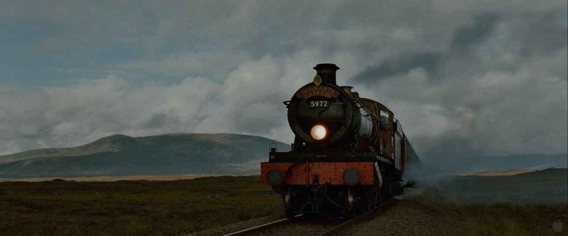 Harry Potter Wallpaper Hogwarts Express - HD Wallpaper