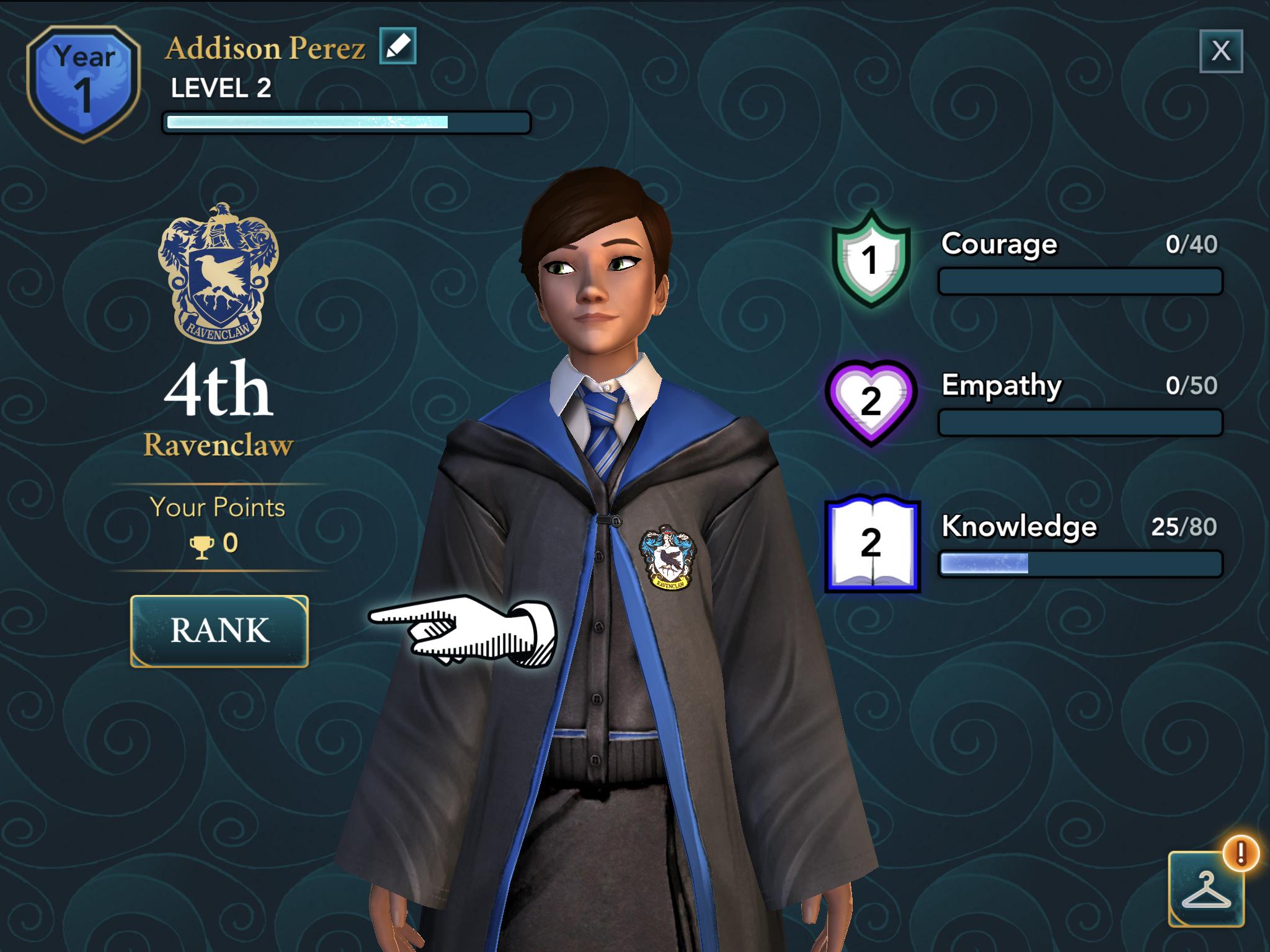 Harry, Potter, Hogwarts, Mystery, House, Points, Guide, - Harry Potter Hogwarts Mystery Ravenclaw - HD Wallpaper