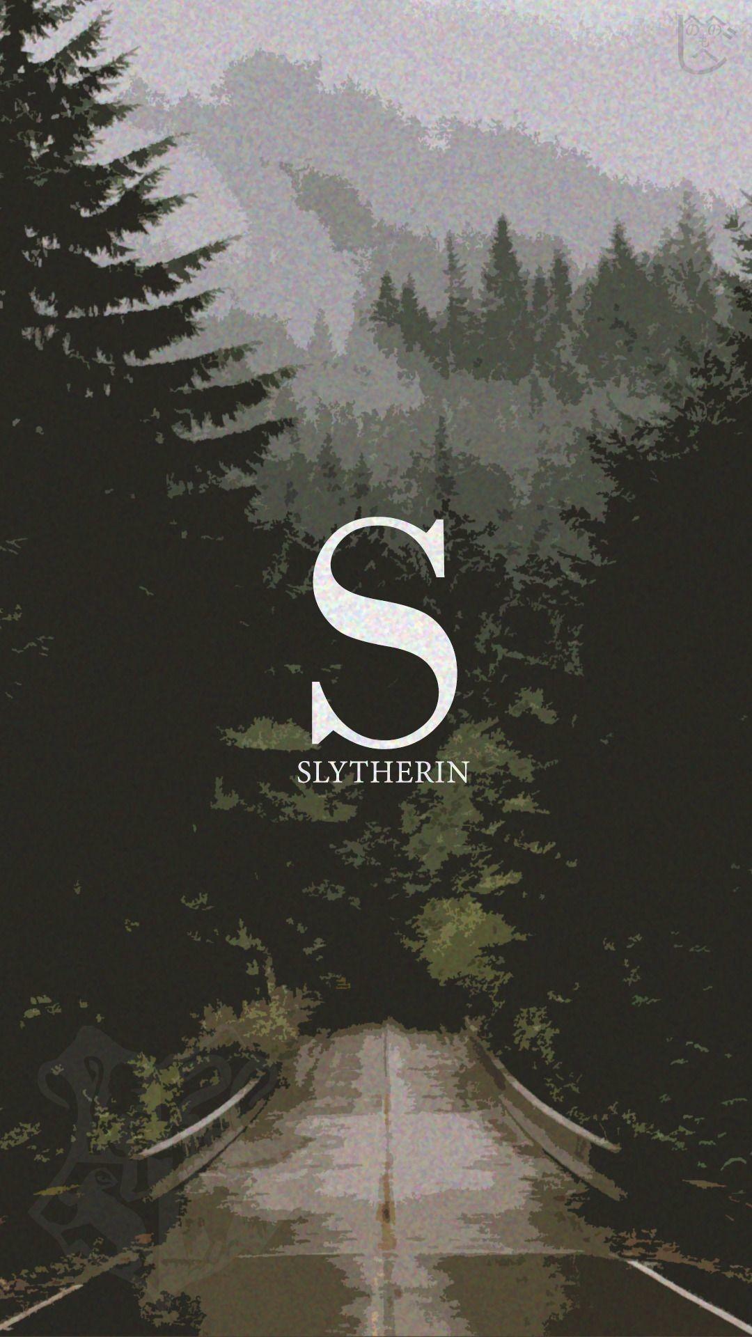 Slytherin Wallpaper - Aesthetic Slytherin Background - HD Wallpaper