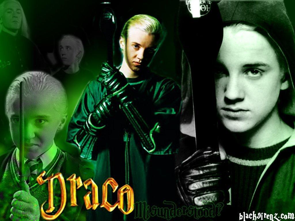 Draco Malfoy Draco Malfoy - Harry Potter Wallpaper Draco Malfoy - HD Wallpaper