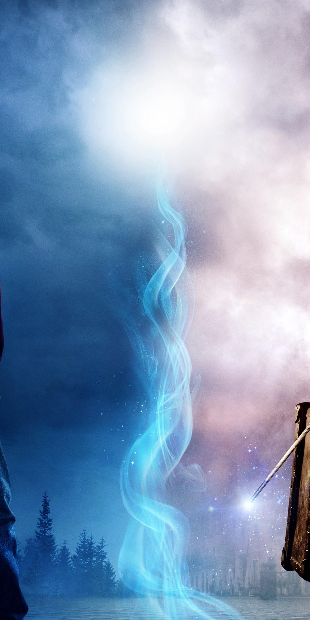 The Crimes Of Grindelwald, Harry Potter - Harry Potter Wallpaper 4k - HD Wallpaper