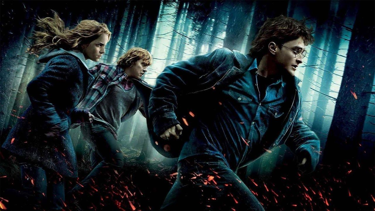 Harry Potter Wallpapers Full Hd, Awesome Wallpapers - Harry Potter And The Deathly Hallows Part 1 2010 - HD Wallpaper
