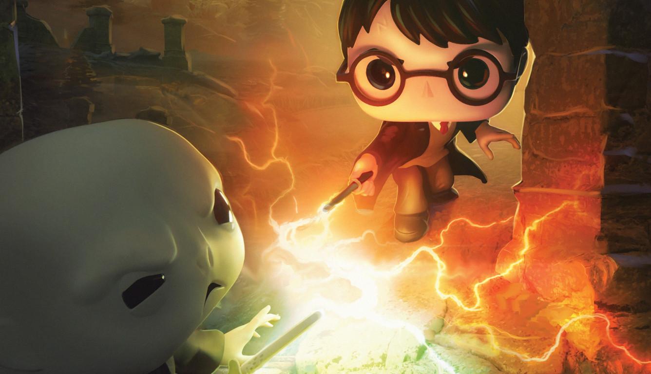 Funko Verse Harry Potter - HD Wallpaper
